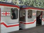 Subway, Tbilisi