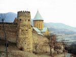 Fortress Narikala, Tbilisi