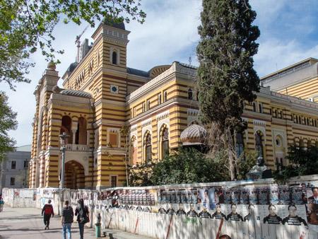 Билеты в театр оперы и балета тбилиси i бронирование билетов в кино новокузнецк